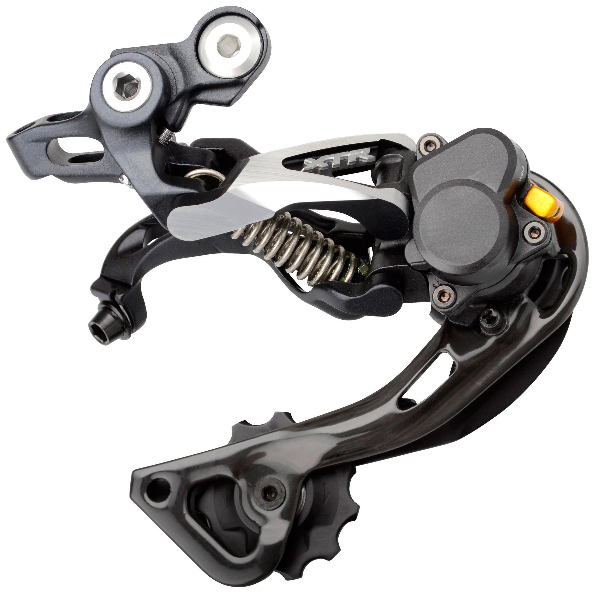 Cambio trasero Shimano XTR M986 GS